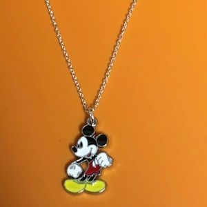 Mickey Mouse stainless necklace